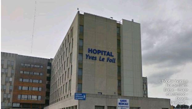 Saint-Brieuc: 120 médecins présentent leur démission à l'hôpital