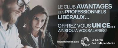 L'UNAPL vient de signer un partenariat exclusif avec Le Cercle des Indépendants.